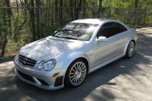 2008 Mercedes-Benz CLK-Class