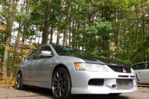 2006 Mitsubishi Lancer 4dr Sedan Evolution IX Manual