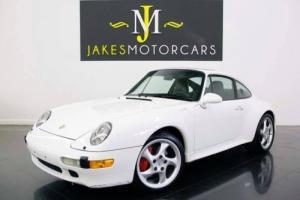 1997 Porsche 911 4S 993 Coupe