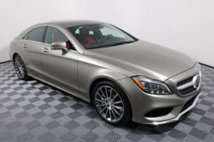 2015 Mercedes-Benz CLS-Class 4dr Coupe CLS550 4MATIC