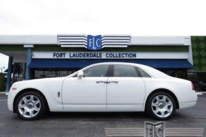 2013 Rolls-Royce Ghost 4dr Sedan
