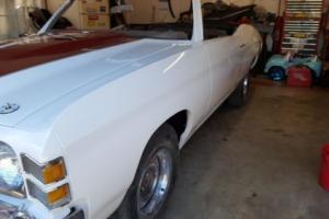 1971 Chevrolet Chevelle base