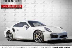 2015 Porsche 911 2dr Cpe Turbo S