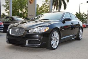 2010 Jaguar XF 4dr Sedan XFR