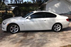 2011 BMW 3-Series X-Drive