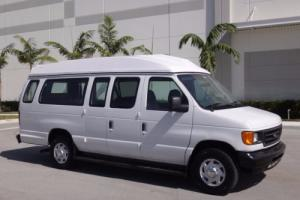 2005 Ford E-Series Van Wheelchair Transport Passenger Van