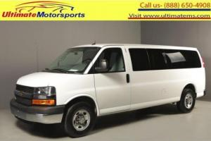2014 Chevrolet Express 2014 3500 LT 15 PASSENGER AUTO CRUISE AUX Photo