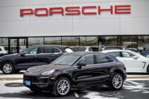 2016 Porsche Macan TRADE/FINANCE/DELIVER