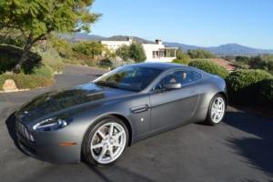 2008 Aston Martin Vantage V8