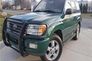 2003 Toyota Land Cruiser --