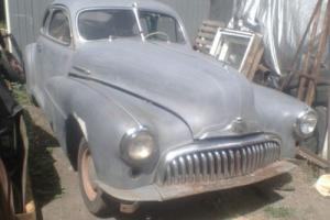 Buick 1947 Fastback Coupe Photo