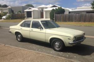 1975 four door auto LH Holden Torana **Australian Motoring History **