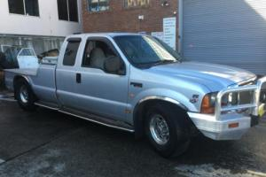 ford f250 5th wheel equiped 2004 Photo