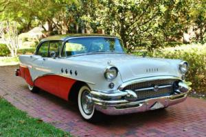 1955 Buick Century Absolutely Beautiful! Power Steering & Brakes Rare Photo
