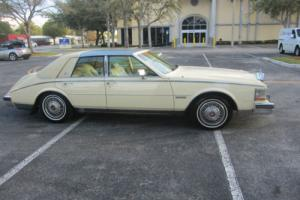 1983 Cadillac Seville SEVILLE Photo