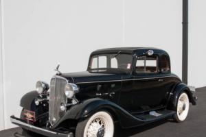 1933 Chevrolet Other Five-Window Master Sedan