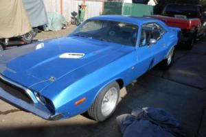 1972 Dodge Challenger challenger Photo