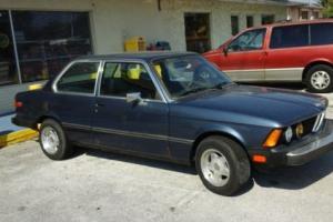 1979 BMW 3-Series 320i