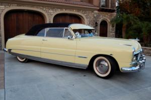 1950 Hudson Commodore 8 Convertible Brougham California Car Photo