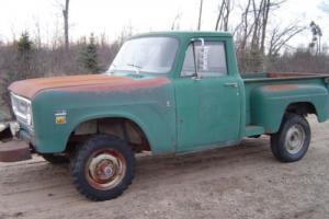 1970 International Harvester 4x4