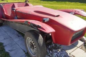 1973 Lotus Super Seven