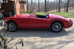 1960 MG MGA Roadster