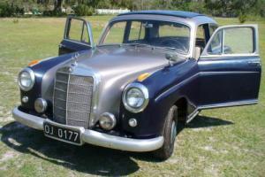 1956 Mercedes-Benz 200-Series Photo