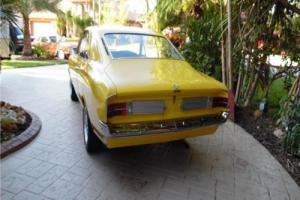1973 Opel Commodore --