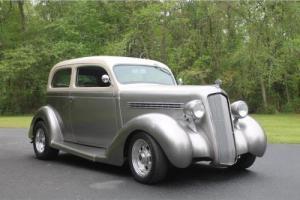 1935 Plymouth resto mod -- Photo