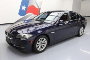 2014 BMW 5-Series 528I XDRIVE AWD HTD SEATS SUNROOF REAR CAM