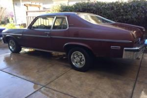 1973 Chevrolet Nova custom Hatchback