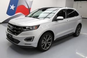 2016 Ford Edge SPORT AWD PANO NAV REAR CAM 21'S