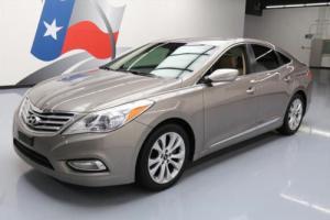 2013 Hyundai Azera HEATED LEATHER NAV REAR CAM