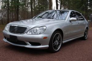 2006 Mercedes-Benz S-Class S55 S600 S 55 65 600