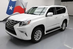 2015 Lexus GX AWD 7PASS VENT LEATHER SUNROOF NAV