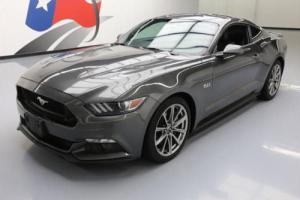 2015 Ford Mustang GT PREMIUM 5.0 VENT LEATHER NAV