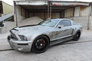 2008 Ford Mustang Shelby GT500 1100rwhp 202MPH Texas Mile!!!