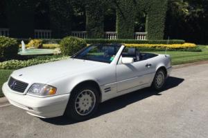 1997 Mercedes-Benz SL-Class SL Photo
