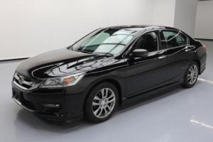 2014 Honda Accord TOURING HTD SEATS SUNROOF NAV