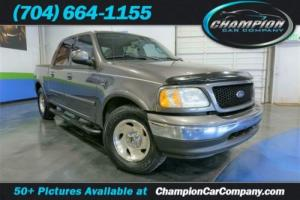 2003 Ford F-150 Lariat, Leather, Moonroof