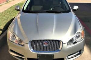 2011 Jaguar XF 5.0L V8