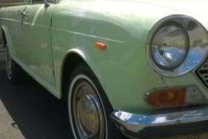 1970 Austin Mk2 Utility