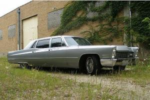 Cadillac: Fleetwood Limo   eBay