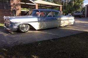 1958 chev 2 door HT