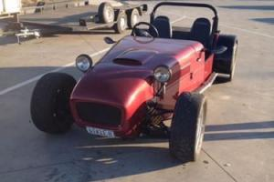 CLUBMAN LOCOST KITCAR SR20 ENGINEERED LOTUS 7 RACECAR