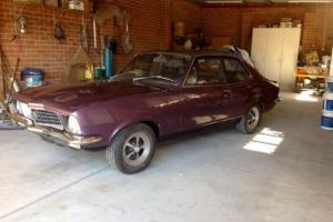 TORANA LJ GTR XU1 1972 CHATEU MAUVE EXPRESSIONS OF INTEREST