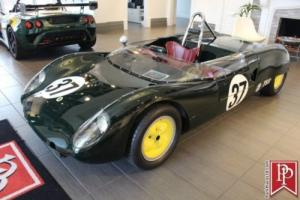 1962 Lotus 23A Roadster Photo