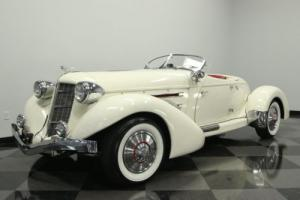 1935 Other Makes Auburn 866 Replica Photo