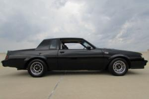 1986 Buick Regal BUICK GRAND NATIONAL