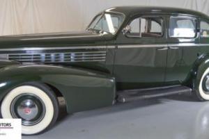 1938 Cadillac LaSalle --
